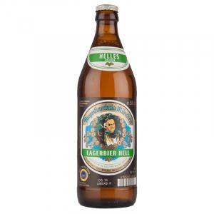 20 X Augustiner Lagerbier Hell Case 50cl