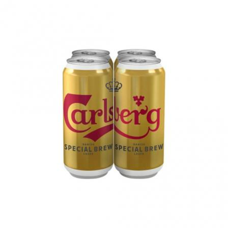 24 X Carlsberg Special Brew Lager 50cl
