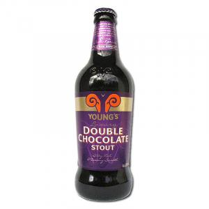 24 X Youngs Double Chocolate Stout Cajas 50cl