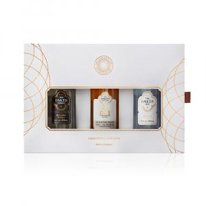 3 X Mini The Lakes Distillery Classic Collection 5cl