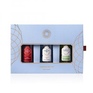3 X Mini The Lakes Distillery Gin Collection