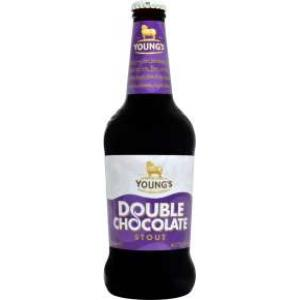 8 X Charles Wells Youngs Double Chocolate 50cl