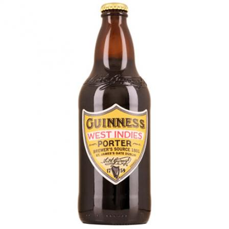 8 X Guinness West Indies Porter 50cl