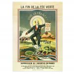 Absinthe Ban In France II Poster