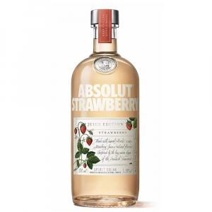 Absolut Strawberry 50cl