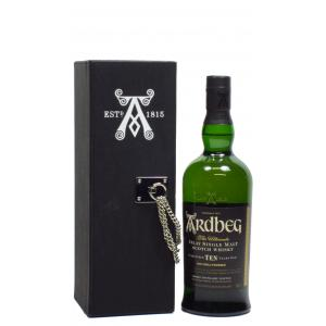 Ardbeg The Ultimate In Leatherette Box 10 Years 2000