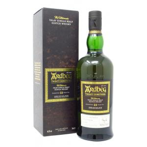 Ardbeg Twenty Something Committee Only Edition 23 Year old