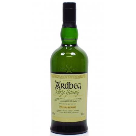 Ardbeg Very Young Committee Approved 6 Years 1998