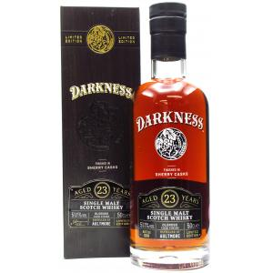 Aultmore Darkness Oloroso Cask Finish 23 Year old 50cl 1997
