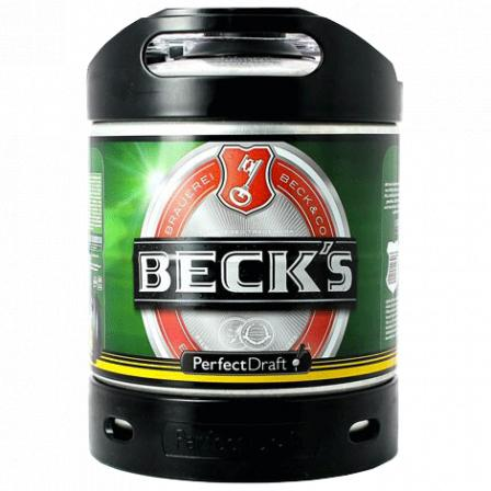 Barrel Beck's 6L
