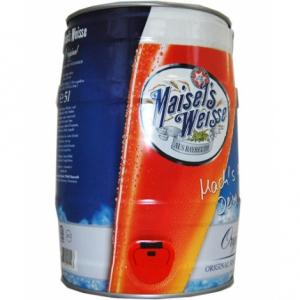 Barril Maisel's Weisse 5L