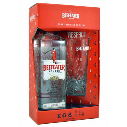 Beefeater con 1 Glas
