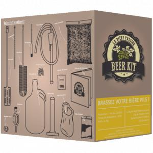Beer Kit, Je Brasse Une Pils Blonde ! 40ml