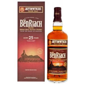 Benriach 25 Years Old Authenticus