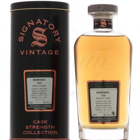 Benrinnes 21 Ans Signatory Vintage Cask Strength Collection 1996