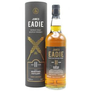 Benrinnes James Eadie Oloroso Sherry Cask Finish 11 Year old 2008