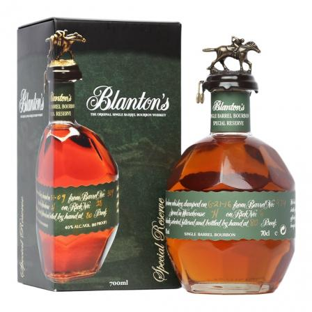 Blanton's Special Reserve Green
