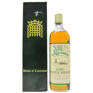 Blended Malt House Of Commons Signed By Jeffrey Archer & Edwina Currie
