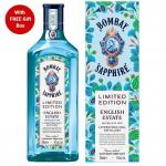Bombay Sapphire Limited Edition With Verpakking