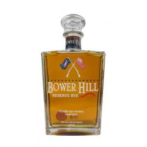 Bower Hill Reserve Rye 75cl