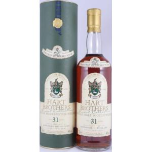 Bowmore 31 Anos Sherry Wood Special Reserve Hart Brothers Finest Collection Islay 1957