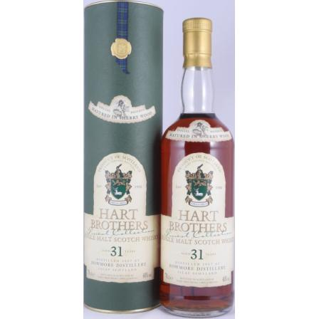 Bowmore 31 Jahre Sherry Wood Special Reserve Hart Brothers Finest Collection Islay 1957
