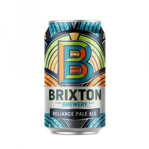 Brixton Brewery Reliance Can