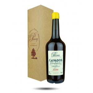 Calvados Du Domfrontais 12 Years Domaine Pacory