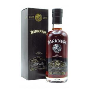 Caperdonich Darkness Oloroso Sherry Cask Finish 23 Year old 50cl