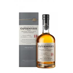 Caperdonich Secret Speyside Peated 18 Year old