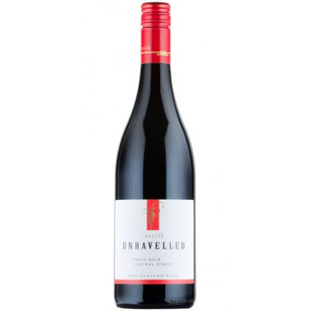 Carrick Unravelled Pinot Noir Winery 2017