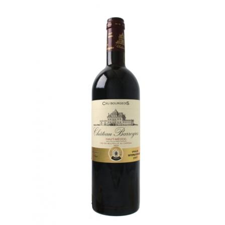 Château Barreyres Haut Medoc Cru Bourgeois 375ml