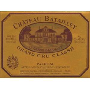 Château Batailley 2015