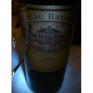 Château Batailley 2005