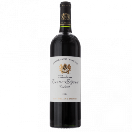 2014 Château Beausejour Becot