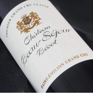 1996 Château Beausejour Becot