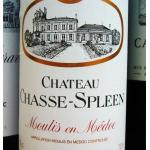 Château Chasse-Spleen 2001
