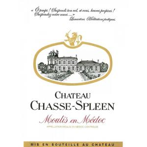 Château Chasse Spleen 1980