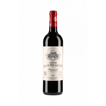 Château Grand-Puy-Lacoste Imperial 2011