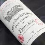 Château Grand Puy Lacoste Theela 1982