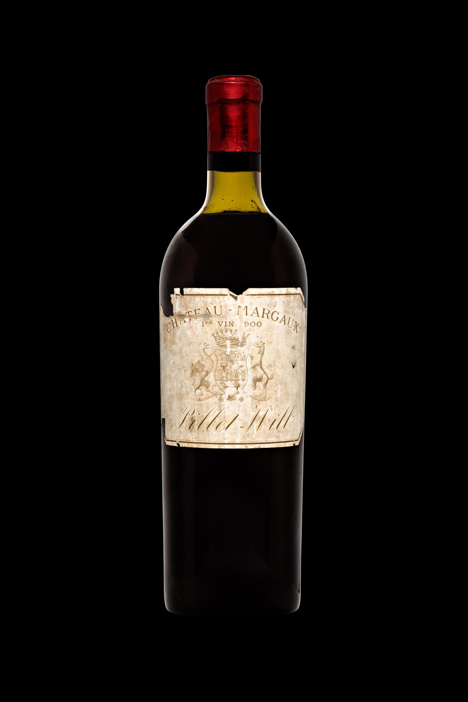 Buy ch teau margaux 1900 at uvinum for Chateau margaux