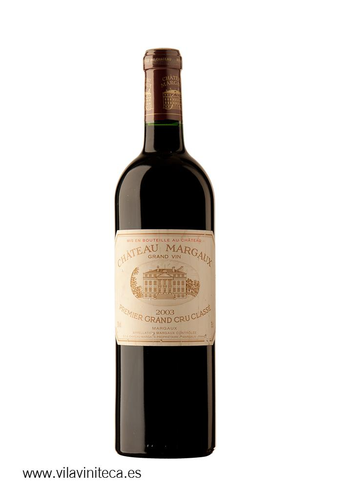 Buy ch teau margaux 2003 at uvinum for Chateau margaux