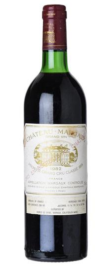 Buy ch teau margaux 1982 at uvinum for Chateau margaux
