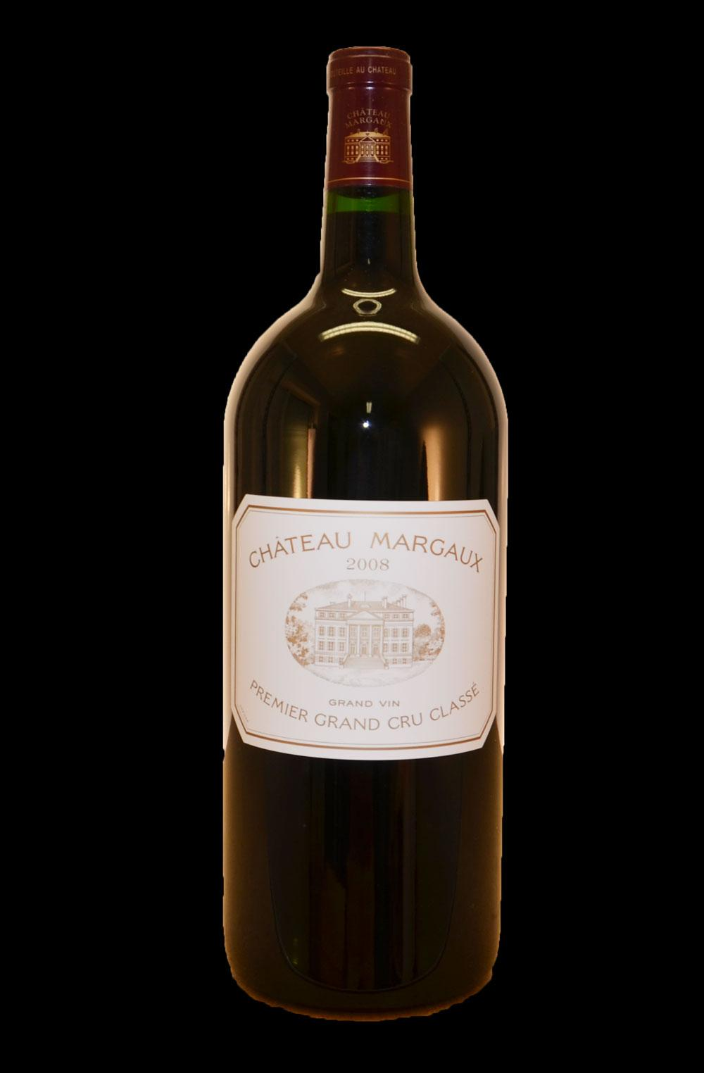 Buy ch teau margaux double magnum 2008 at uvinum for Chateau margaux