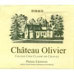 Chateau Olivier 1986