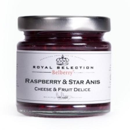 Cheese Delight Anise and Raspberry 130g