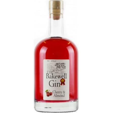 Cherry Bakewell Gin 50cl