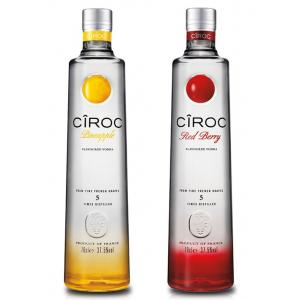 Ciroc Pineapple & Red Berry Flavoured Vodka
