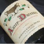 Coche Dury Auxey Duresses Rouge 2012