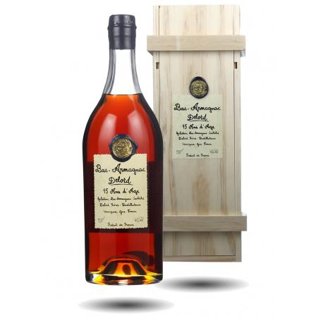 Delord Bas-Armagnac 15 Year Old 1.5L